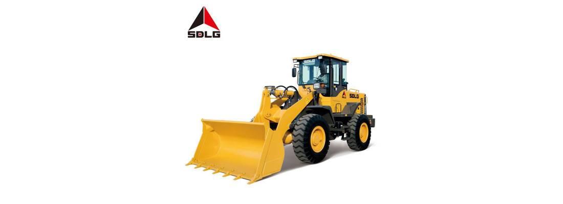 Каталог запчастей SDLG LG936L