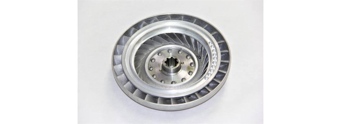 Колесо турбинное ГТР