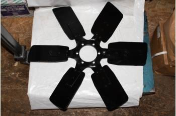 Вентилятор системы охлаждения (D-600 мм, d-90 мм, 6 лоп, 6 отв)
