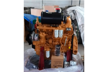 Двигатель в сборе Yuchai YC6108G/YC6B125