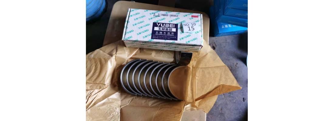 Вкладыши коренные для двигателя Yuchai 85 kWt YCD4J22T-115