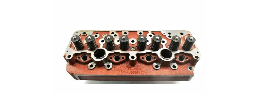 Головка блока цилиндров 4RMAZG 4RMG25-1 R4105G25 4RNSG3 в сборе