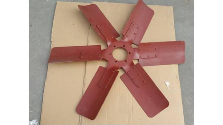 Вентилятор охлаждения ДВС SC11/C6121/3306