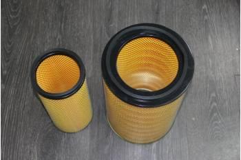 Фильтр воздушный KW2640, 612600110540 (двигатель WD615/С6121) SDLG LG952, LG953, LG956