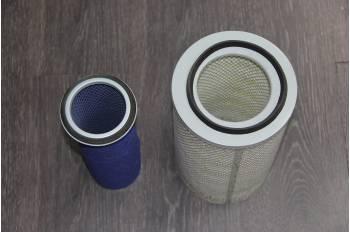 Фильтр воздушный KW1833 (комплект) XCMG WZ30-25