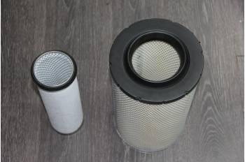Фильтр воздушный KW2036 (двигатель Yuchai 6108G/6B125, комплект) XCMG LW300FN, ZL30