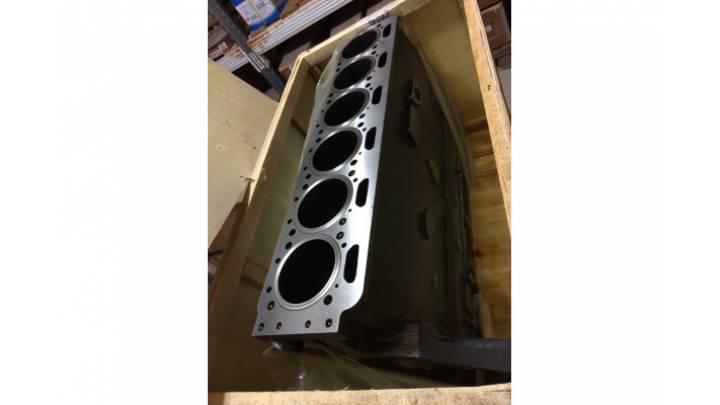 Блок цилиндров двигателя Weichai Deutz WP6G125