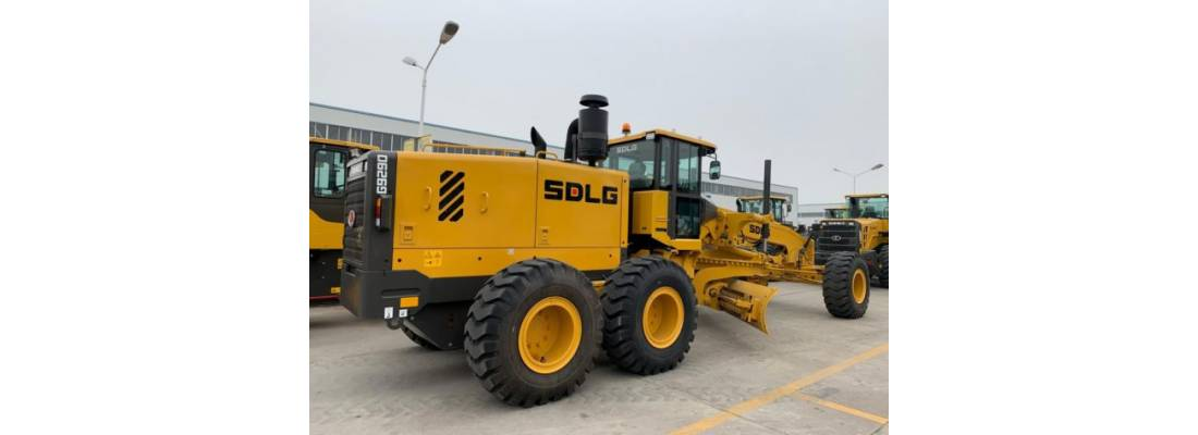 Автогрейдер SDLG G9290