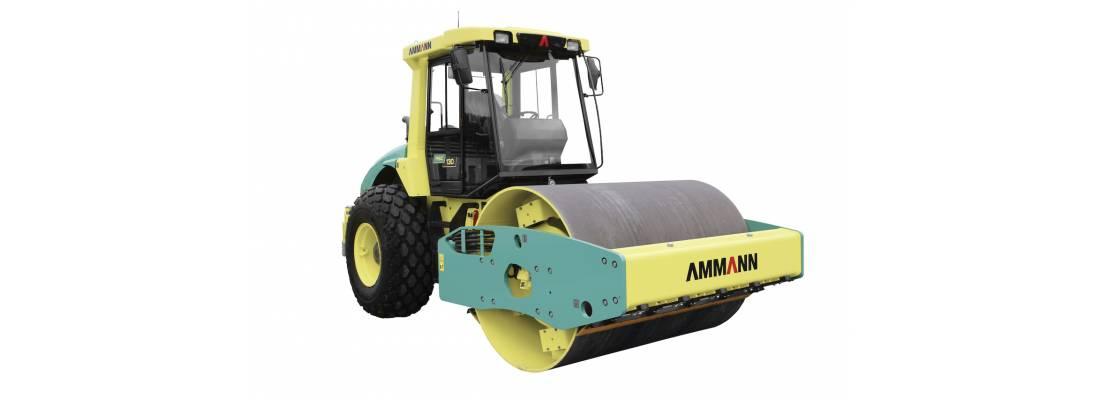 Каток дорожный AMMANN ASC 130D